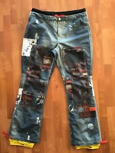 L.A.M.B. X Burton Snow Pants Large