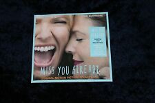 """FYC - MISS YOU ALREADY -BEST ORIGINAL SONG """"THE CRAZY ONES"""" OSCAR PROMO CD"""