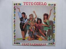 45 Tours TOTO COELO I eat cannibals 104677