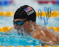 RYAN LOCHTE SIGNED AUTOGRAPH 8X10 PHOTO AWESOME