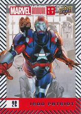 #26 IRON PATRIOT (2018) 2017 Upper Deck Marvel Annual U.S.AVENGERS