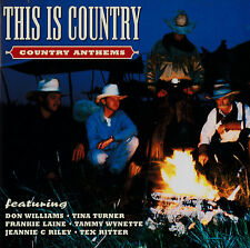 This Is Country - Various Artists. NEW CD