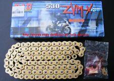 Chaîne DID 530 ZVM-X - 118 maillons, yamaha yzf r1, rn12,'06, rn19,' 07-08, NEUF