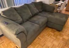 Used Reversible Chaise Sofa