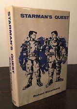 STARMAN'S QUEST - Robert Silverberg, 1st/1st 1958 Gnome, HC/DJ, Sci Fi - SIGNED