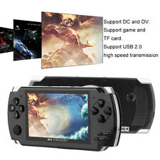 4.3''Screen 8GB 32 Bit Portable Handheld Console Player Many Retro Games - BLACK