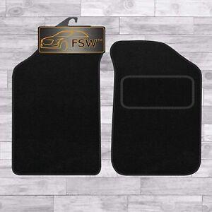 Rover Mg Tf Fully Tailored Carpet Car Floor Mats Black
