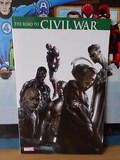 CIVIL WAR : THE ROAD TO CIVIL WAR  TPB