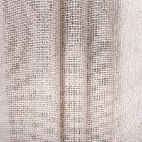 Vintage Spotted Polyester Voile from France suitable Curtains or Clothing Unused