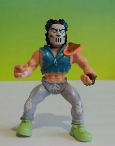 """1989 Teenage Mutant Ninja Turtles Casey Jones Loose 5"""" Action Figure"""
