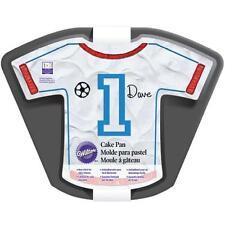 Wilton Non-Stick JERSEY Cake Pan w/Insert , NEW Sports Football Birthday Parties
