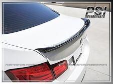 2011-2016 BMW F10 520i 528i 535i 550i 3DType Carbon Fiber Trunk Boot Spoiler Lip