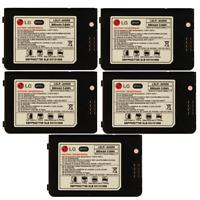 KIT 5x LG LGLP-AHMM 950 mAh Replacement Battery for Env 3 VX9200