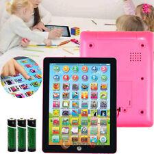 English Learning Kids Laptop Children tablet infantil Educational Baby Toys 2020