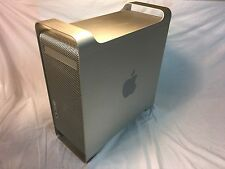 Apple Power Mac G5 Quad Core 2.5GHz 7800GT 250GB 4GB Airport Bluetooth M9592LL/A