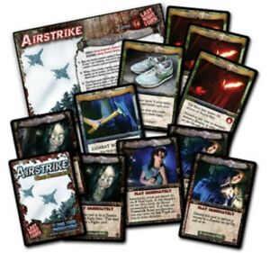 Last Night On Earth AIRSTRIKE Game Supplement Flying Frog Productions NEW!!