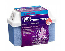 Kontrol Mini Moisture Absorber Trap for Small Areas Absorbs Damp  Lavender Scent