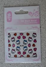 Monster High Nail sticker decals great for Birthday Party loot bag or favour