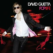 David Guetta - Pop Life RED COLOURED vinyl LP NEW/SEALED