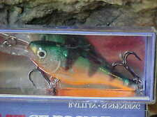 Rapala Glass Shad Rap GSR05 GP in Color GLASSPERCH for Bass/Walleye/Pickerel