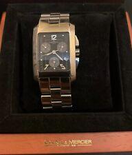 Baume And Mercier Mens Watch Hampton Classic XL Steel - 65341 Box, New £2000