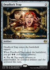 MTG DEADLOCK TRAP FOIL EXC - TRAPPOLA ERMETICA - PROMO - MAGIC