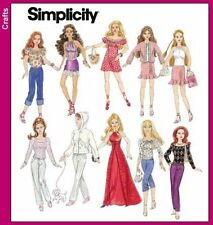 Teen Doll Clothing Sewing Patterns