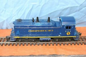 LIONEL #   624 Switch engine,  project