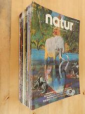 14 Hefte Natur Horst Sterns Umweltmagazin Zeitschrift