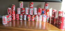 boites de (cans) coca-cola année 90