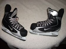 NIKE QUEST 2 ADULT ICE HOCKEY SKATES SIZE 6 R POSSIBLY NEW,NO SIGNS OF WEAR/ USE