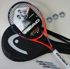 """Head Spark Pro Tennis Racquet, Strung, Grip 3 (4-3/8""""), 270 g"""