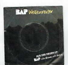 "BAP Vinyl 45T 7"" KRISTALLNAACH - WELLENREITER - MUSIKANT 64913"