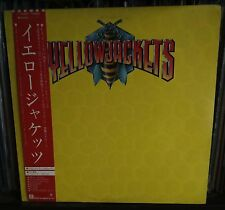 Yellowjackets Self Title Lp Japan Issue with Obi and Inner EX+/Mint 1981
