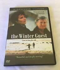 The Winter Guest (1998 DVD) Emma Thompson Phyllida Law EUC RARE&OOP • USA•