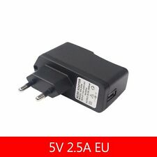 5V 2.5A Raspberry Pi AC 100 240V DC EU Stecker USB Netzteil Adapter Ladegerät