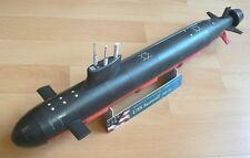 Modelik 09/12 - sottomarino nucleare USS Seawolf 1:200 con parti Lasercut