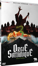 Orgie satanique DVD [ Devil of darkness ]
