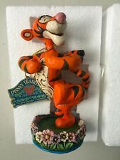 Disney Traditions Showcase Collection TIGGER Statue 4045252 Winnie Pooh Shore
