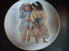 Leonardo Collection Collectors Plate Marmaduke Meets Teddy Christine Haworth 254