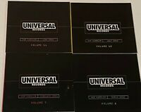 Lot of 4 Universal Records Promotional DJ Music CDs Hip Hop R&B Volume 7 8 11 12