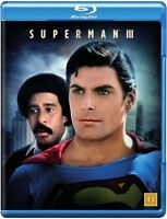 Superman 3 Blu Ray (Region Free)