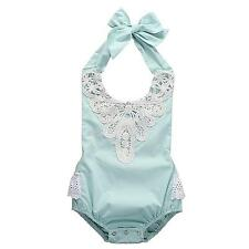 Baby Girl Romper Girls Outfit Clothes SunsuitOutfits Newborn Infant Jumpsuit