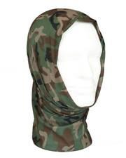 Pañuelo bandana gorro Multifunción camuflaje Woodland boscoso braga