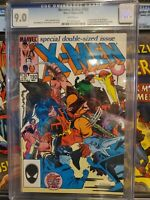 Uncanny X-Men #193 CGC 9.0, First Appearance of the Hellions.