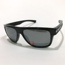 Oakley Sunglasses * Breadbox 9199-03 Polished Black w/ Black Iridium Polarized