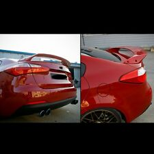 Rear Trunk SPEC-GT Wing Spoiler Unpainted For Kia Forte Cerato(K3) 2013~2016