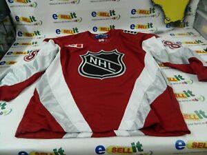 Eric Lindross Hockey Jersey Team Canada