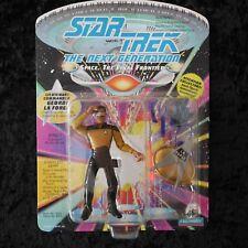 Star Trek The Next Generation Geordi La Forge Action Figure1992 Express Post