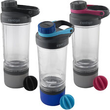Contigo 22 oz. Shake & Go Fit Mixer Bottle and Storage Container